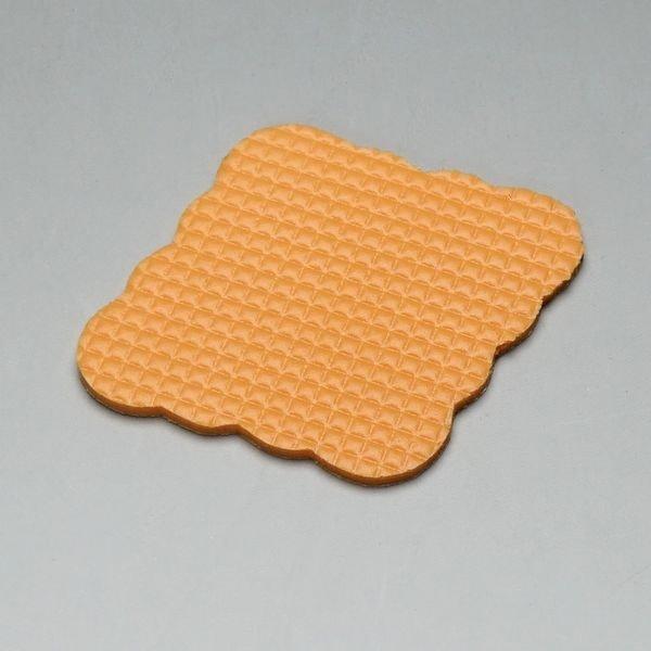 画像1: 胴掛け張りゴム ひし形 ラテックス