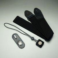 三味線用ストラップ 1300-AA 黒