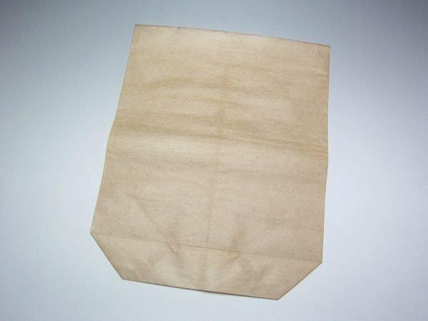 画像1: 少し丈夫な和紙袋